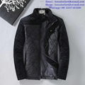 Armani clothes cotton-padded leather Jacket AAA down coat 6