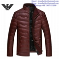 Armani clothes cotton-padded leather Jacket AAA down coat 11