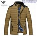 Armani men jacket Armani fashion men clothes down coat