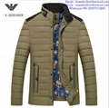 Armani men jacket Armani fashion men clothes down coat 17