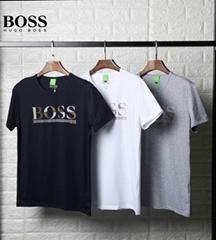 Hugo Boss men's long sleeve polo tshirts summer fashion TEE shirts polo