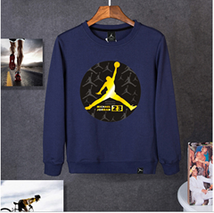 Wholesale Nike long-sleeved Jordon T-shirt with velvet thickening casual wear