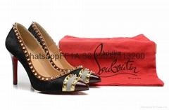Christian Louboutin high heels wedge women sandals Sexy Lady Pumps