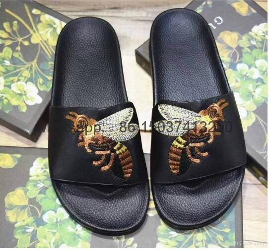 gucci men slippers