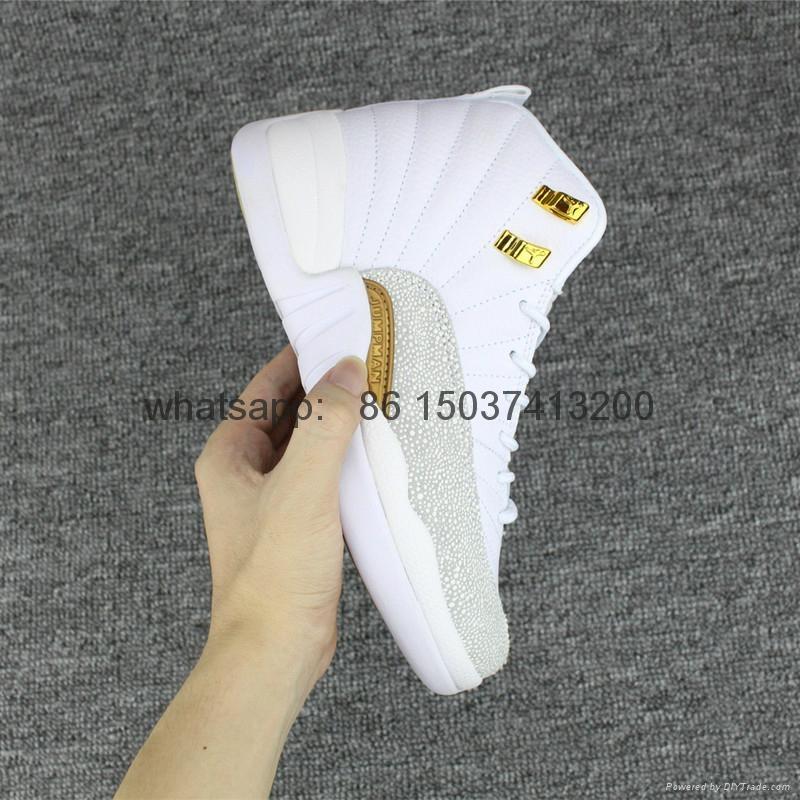 Air Jordan 12 AJ12 men sneakers basketball shoes