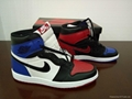 Jordan 1 retro basketball shoes