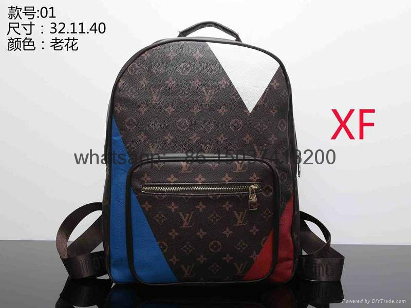NEW gucci lv backpack bags purses women handbags supreme luggage wallet belts 18
