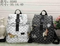 Gucci lv backpack bags purses women handbags supreme luggage wallet belts