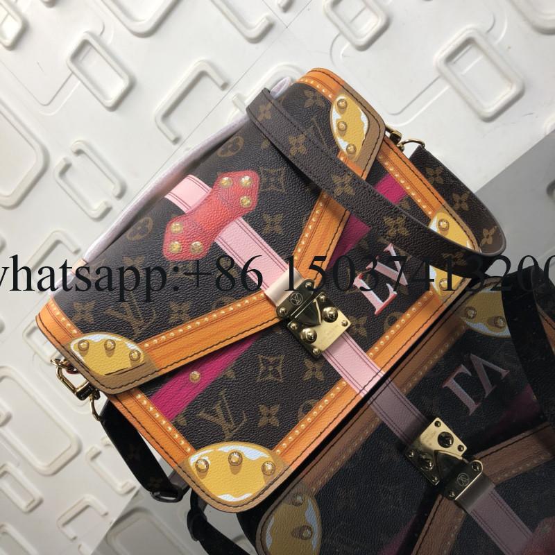 Gucci lv backpack bags purses women handbags supreme luggage wallet belts 11