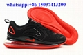 Nike air max 720 sneakers men women running shoes sports shoe  best quality 1:1