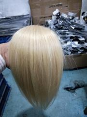 Human hair frontal 13*4 closure  4*4  5*5  2*6 natrual color large stock wigs