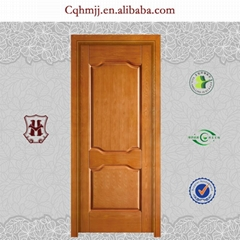 Beautiful interior wood door with Chinese style
