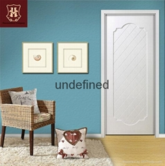 HONMAX solid wood door interior house door bedroom door custom from Chinese supp