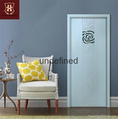 HONMAX house concise style interior door with modern fashion
