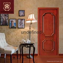 HONMAX manufacturing Chinese interior solid wood door great quality door