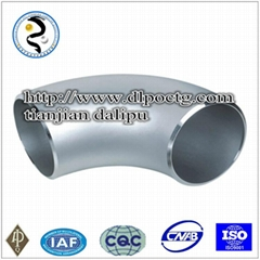 Carbon Steel Pipe Fitting 90 Degree Elbow