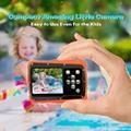 Christmas Kids Camcorder Kids Underwater Camera Sport Action Digital Video Camer 1