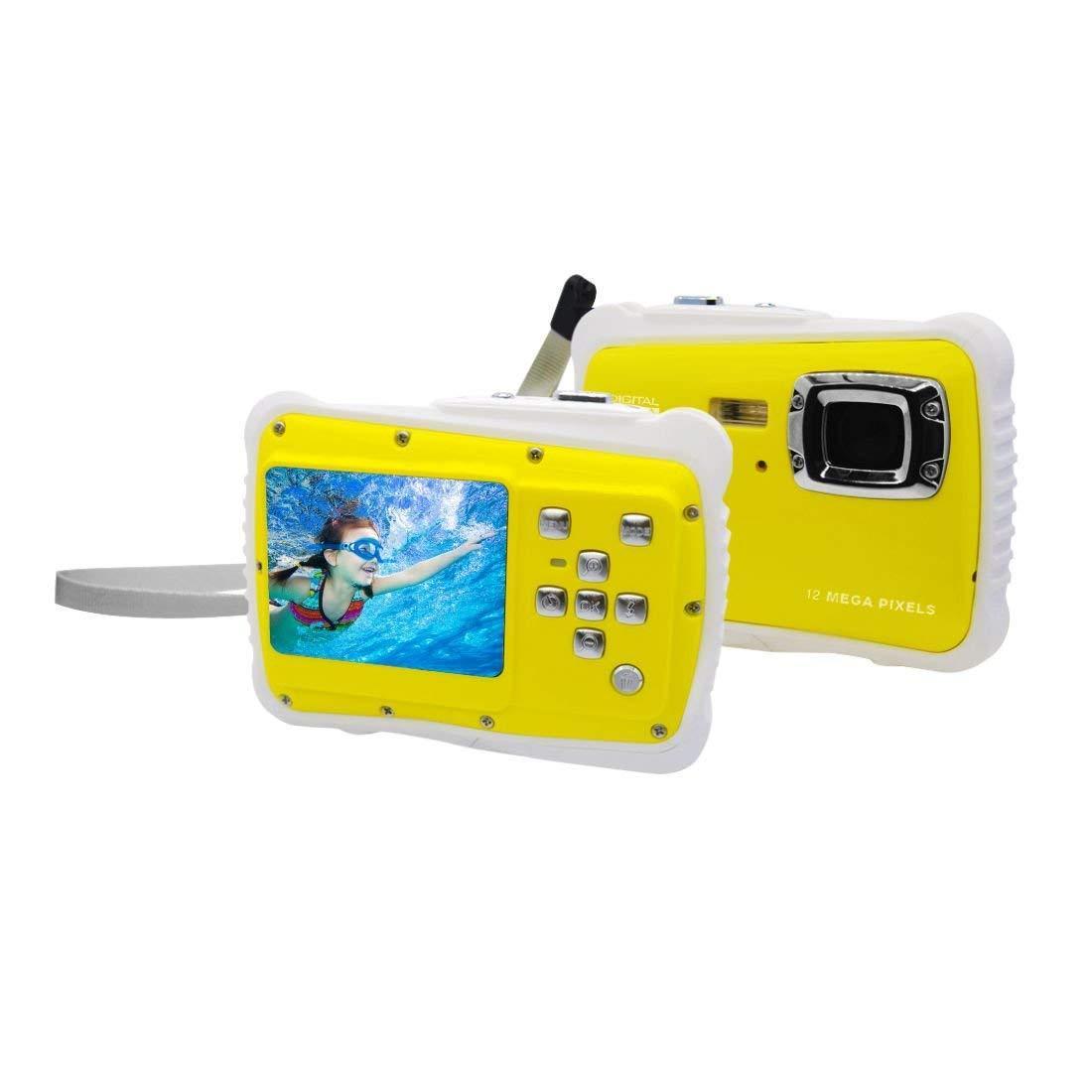 Christmas Kids Camcorder Kids Underwater Camera Sport Action Digital Video Camer 4