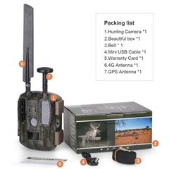 GPS Hunting Trail Camera