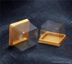 small cake blister tray bottom cover