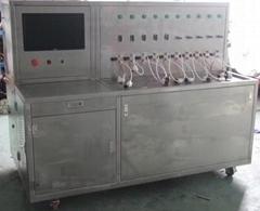 瑞特检测专业生产电磁阀气密性测试机