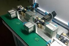 生产高精度水龙头气密性检测机