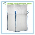 Side Seam Big FIBC Bulk Ton Bag for Packing Chemicals or sand 2
