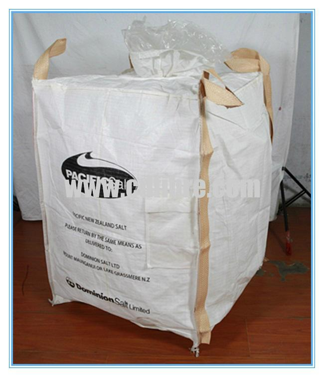 Side Seam Big FIBC Bulk Ton Bag for Packing Chemicals or sand 3