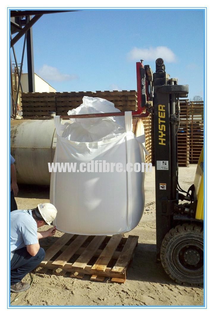 Side Seam Big FIBC Bulk Ton Bag for Packing Chemicals or sand 4