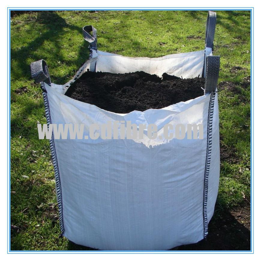 Side Seam Big FIBC Bulk Ton Bag for Packing Chemicals or sand 5