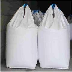 Polypropylene FIBC Big Ton Bag Easy for forklift Lifting
