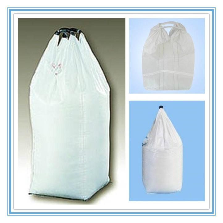 Polypropylene FIBC Big Ton Bag Easy for forklift Lifting 4