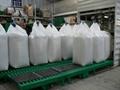 Polypropylene FIBC Big Ton Bag Easy for forklift Lifting 5