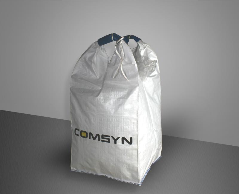 Polypropylene FIBC Big Ton Bag Easy for forklift Lifting 3