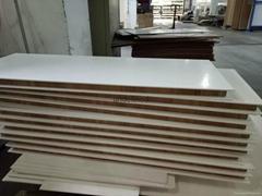 Furniture glass magnesium base material
