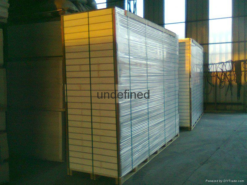 Roof insulation fire insulation board, wall board 4