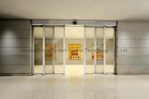 Automatic Sliding Door Operator for Panic Breakout Doors 1
