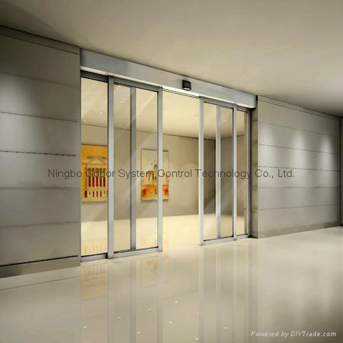 Automatic Sliding Door Operator for Panic Breakout Doors 2