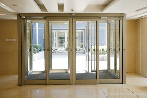 Automatic Sliding Door Operator for Panic Breakout Doors 4