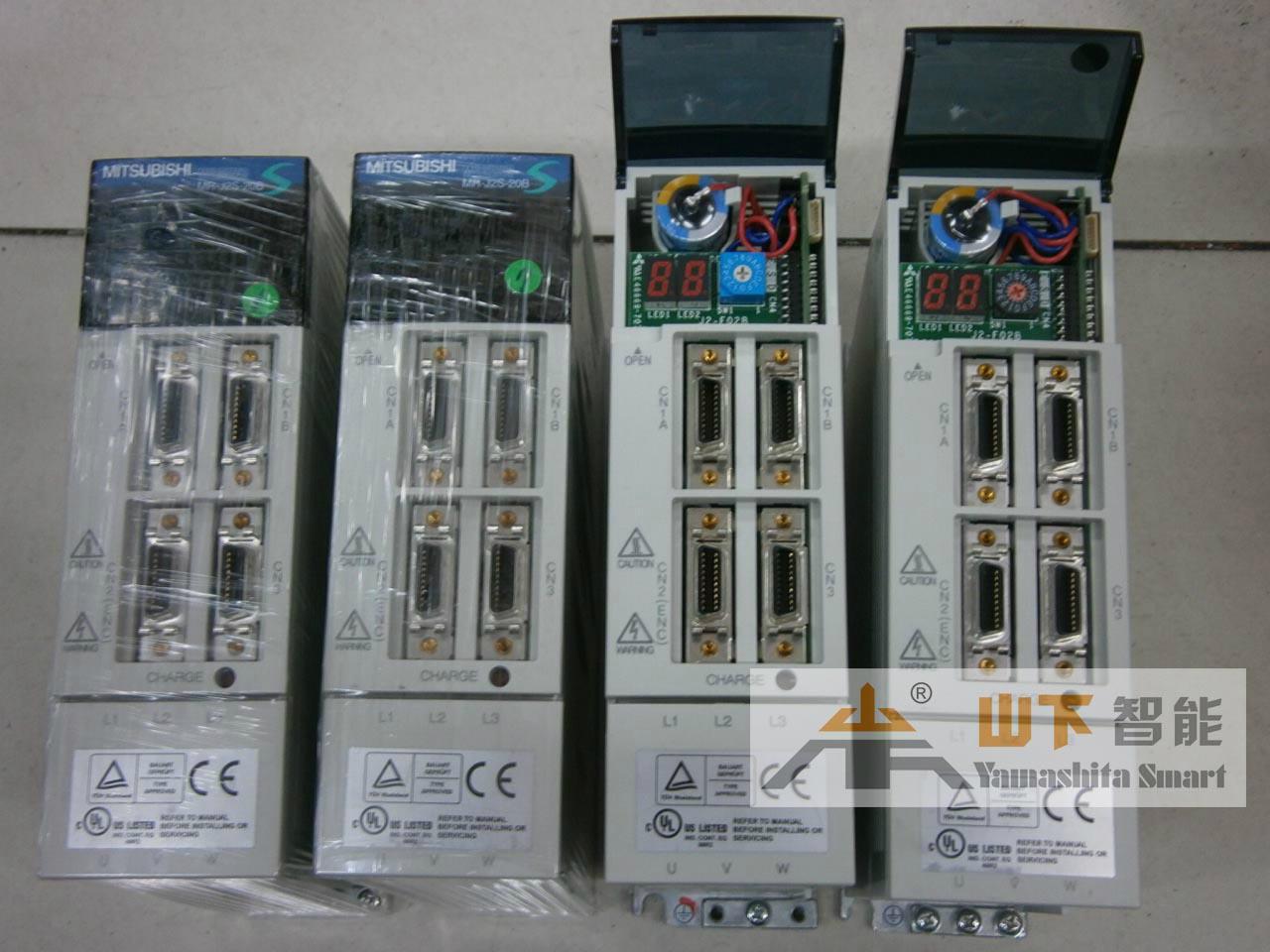 三菱伺服驱动器MR-J2S维修 1