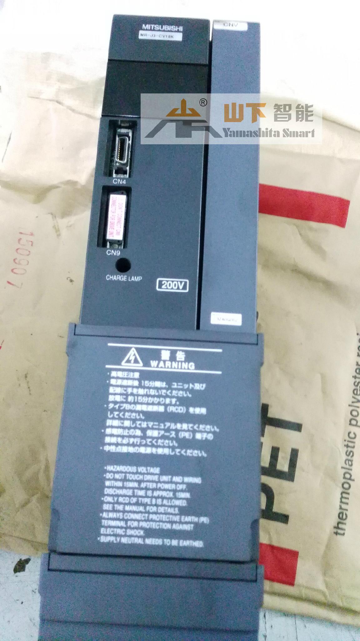 三菱伺服驱动器MR-J2S维修 5
