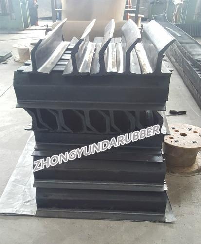Sidewall Conveyor Belt 4