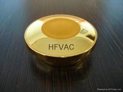 perfume end cap and bottle coating metallizing vacuum machine