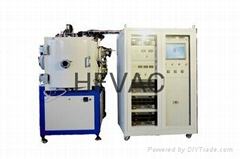 multi arc ion plasma vacuum spray titanium PVD coating machine for metal parts