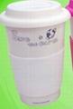深圳陶瓷带广告杯定做 4
