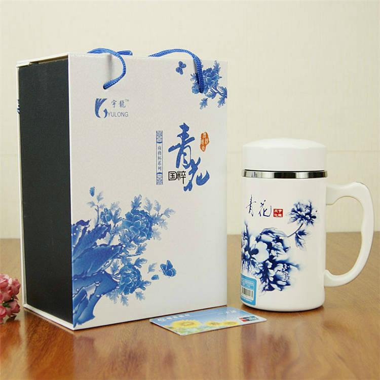深圳保温杯厂  广告保温杯定做价格 5