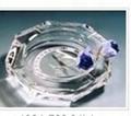 深圳烟灰缸厂 玻璃烟灰缸定做