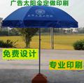 深圳雨傘廠 廣告雨傘太陽傘批發 3