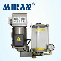米朗LF1/G50间歇式自动加油器电动润滑油泵油脂泵