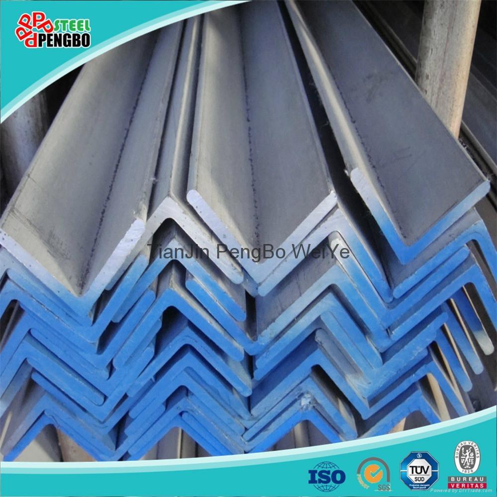 Q235 Q345 Equal Angle Steel Bar 4